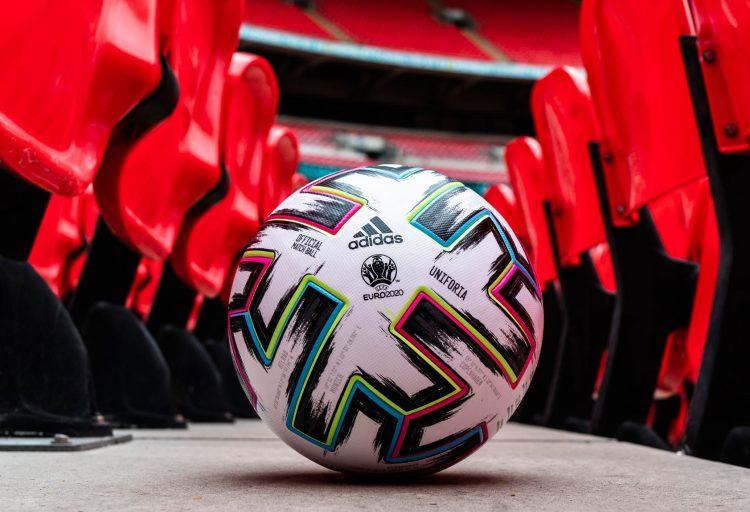 Adidas Uniforia pallone ufficiale Euro 2020