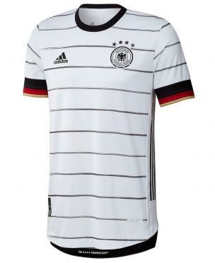 Maglia Germania home Europei 2020