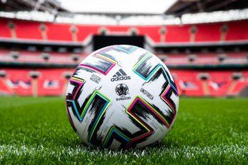 Pallone Uniforia Europei 2020