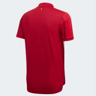 Retro maglia casalinga Spagna 2020