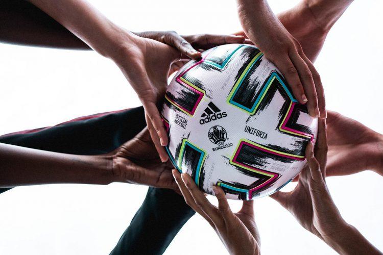 Pallone Europei 2020 Uniforia