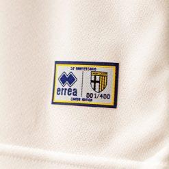 Etichetta edizione limitata maglia Parmense