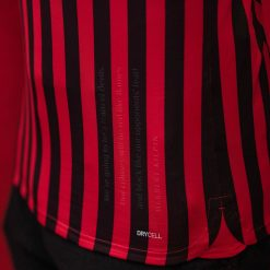 Frase Herbert Kilpin su maglia 120 anni Milan