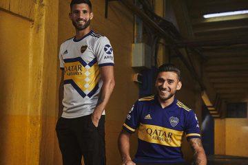 Le maglie del Boca Juniors 2020-2021 adidas