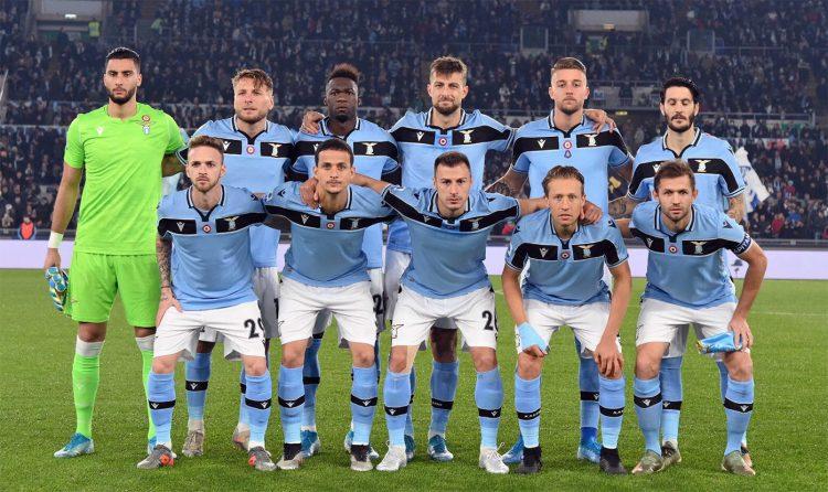 Lazio-Napoli divisa 120 anni