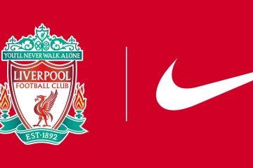 Liverpool sponsor Nike