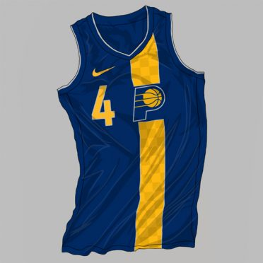 Indiana Pacers Nike PSV Eindhoven
