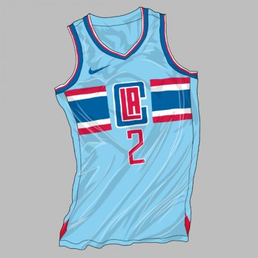 Los Angeles Clippers Nike USA