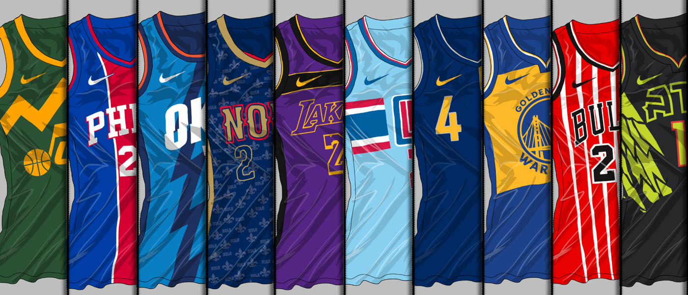 NBA Nike Alex Contreras