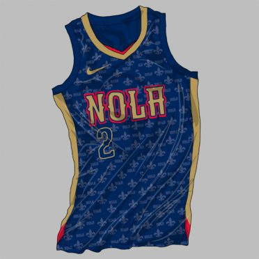 New Orleans Pelicans Nike PSG