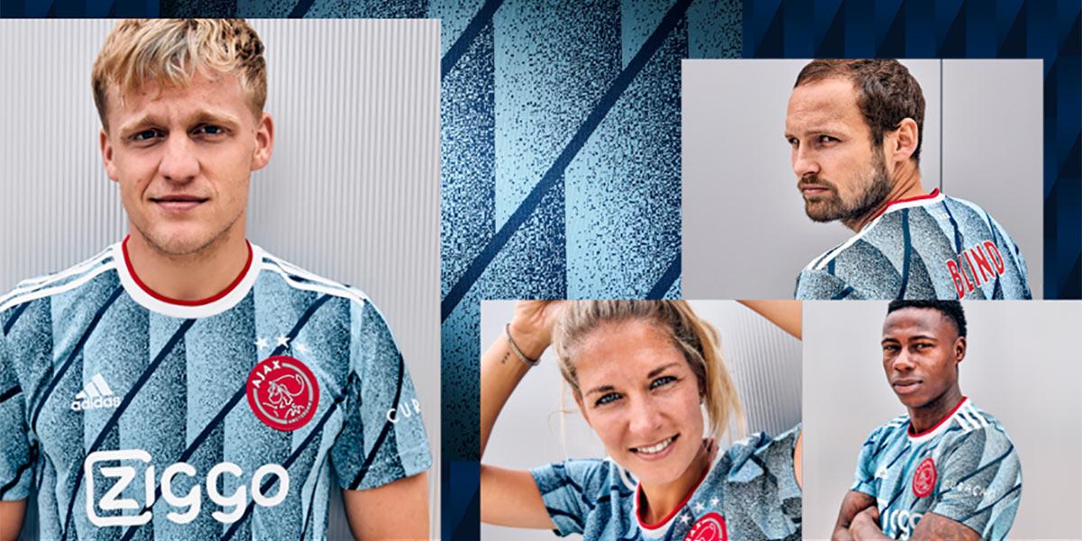 Presentazione maglia Ajax away 2020-2021