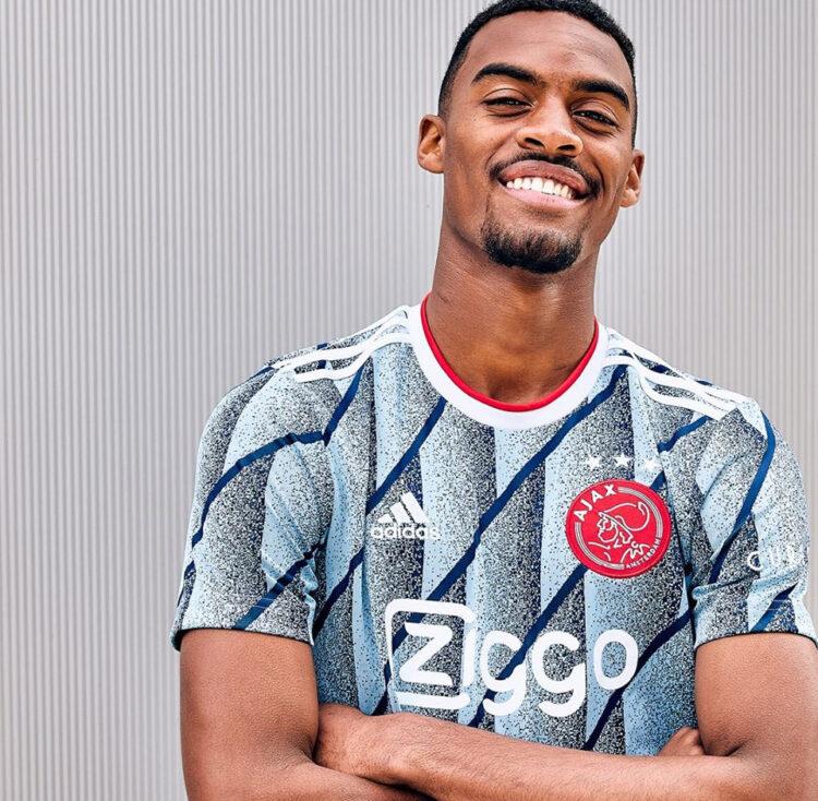 La nuova maglia dell'Ajax 2020-2021