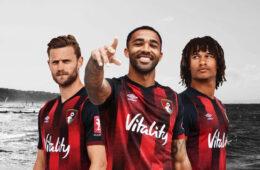Presentazione maglia Bournemouth 2020-21