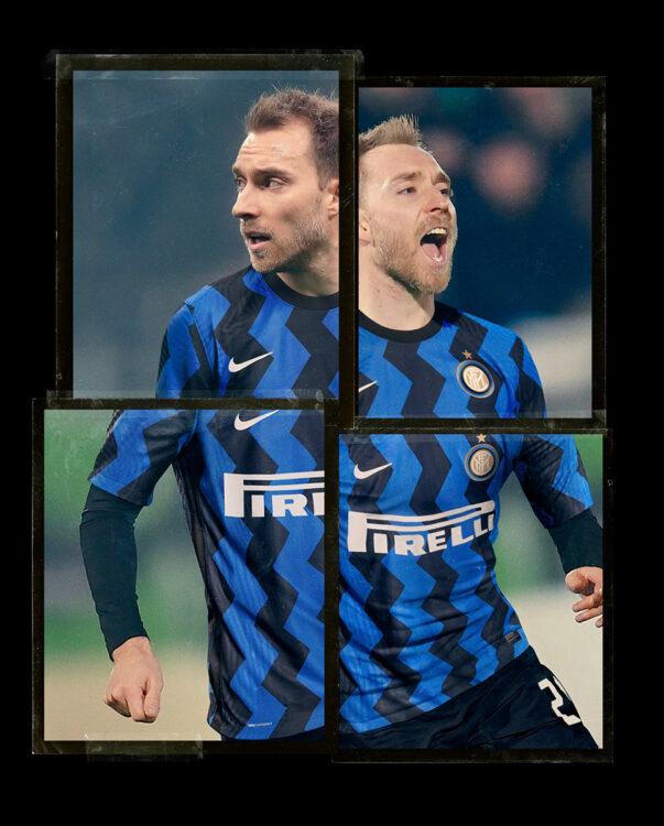 Eriksen maglia Inter 2020-21