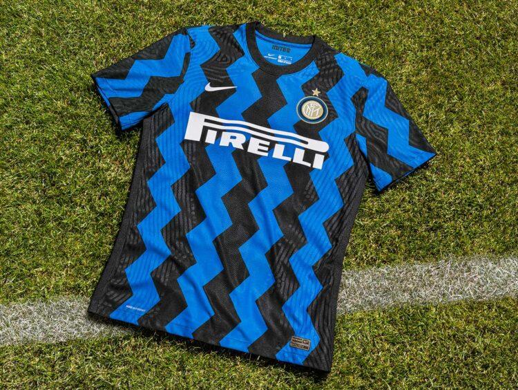 Maglia Inter zig-zag 2020-2021 Nike