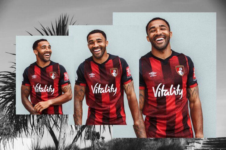 La nuova maglia del Bournemouth 2020-21 Umbro