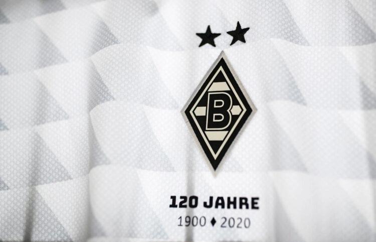 Stemma Borussia Monchengladbach 120 anni
