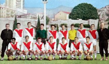 Maglia AS Monaco 1960-1961