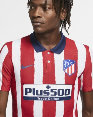 Atletico Madrid home 2020-21 fronte