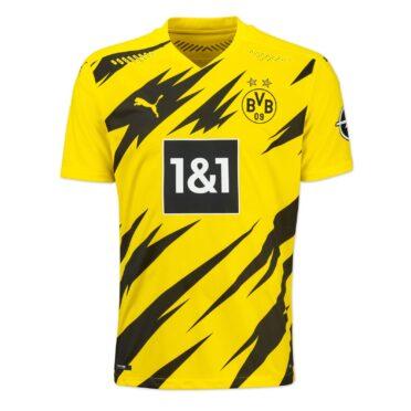 Maglia Borussia Dortmund 2020-2021