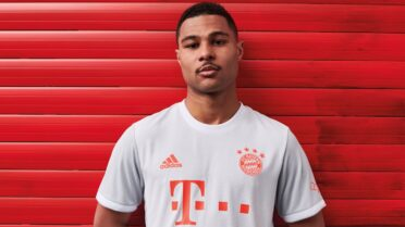 Bayern Away 20-21 Gnabry