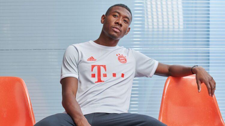 Bayern Away 20-21 Alaba