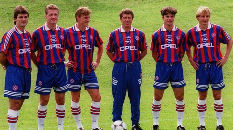 Bayern Monaco 1995-1996