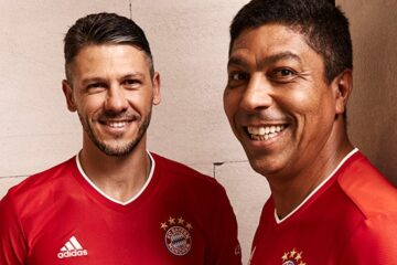 Bayern Home 2020-2021 Cover