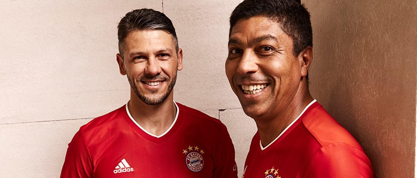 Bayern Home 2020-2021 Cover
