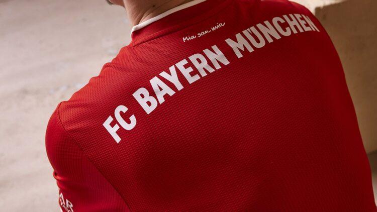 Retro maglia Bayern Monaco