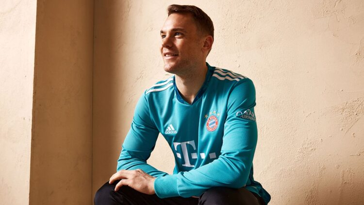 Maglia portiere Bayern Monaco 2020-21