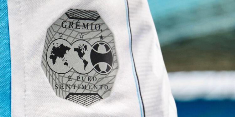 Gremio badge celebrativo