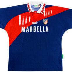 Maglia Atletico Madrid away 1994-95