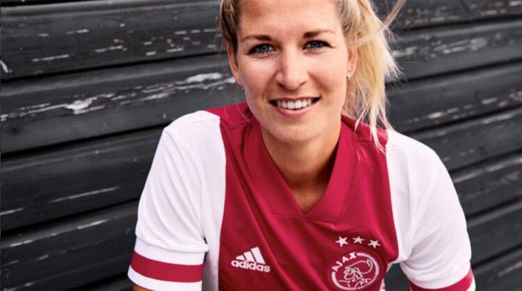 Ajax femminile maglia 2020-21