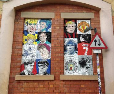 Mosaico Afflecks Manchester