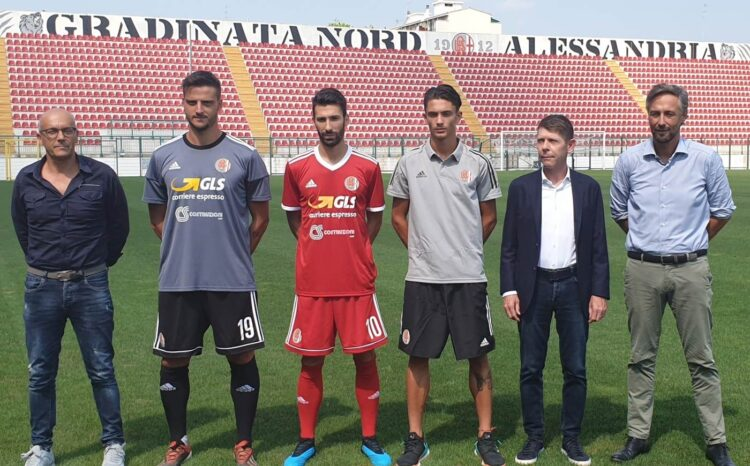 Kit Alessandria calcio adidas 2020-21