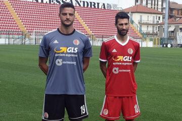 Le maglie dell'Alessandria 2020-21 Adidas