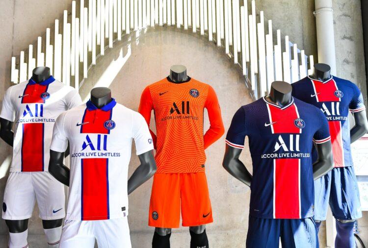 PSG kit 2020-21 Nike