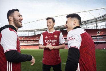 maglia arsenal 2020/2021