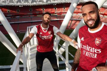 Nuova maglia Arsenal 2020-2021