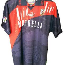 Maglia Atletico Madrid away 1995-96