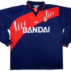 Maglia Atletico Madrid trasferta 1996-97