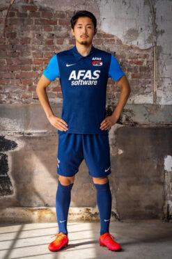 AZ Alkmaar divisa away 2020-21
