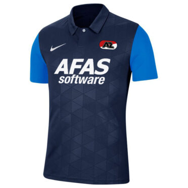 Seconda maglia AZ Alkmaar 2020-2021