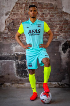 Terza divisa AZ Alkmaar 2020-21
