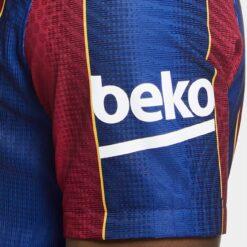 Dettaglio manica maglia Barcellona