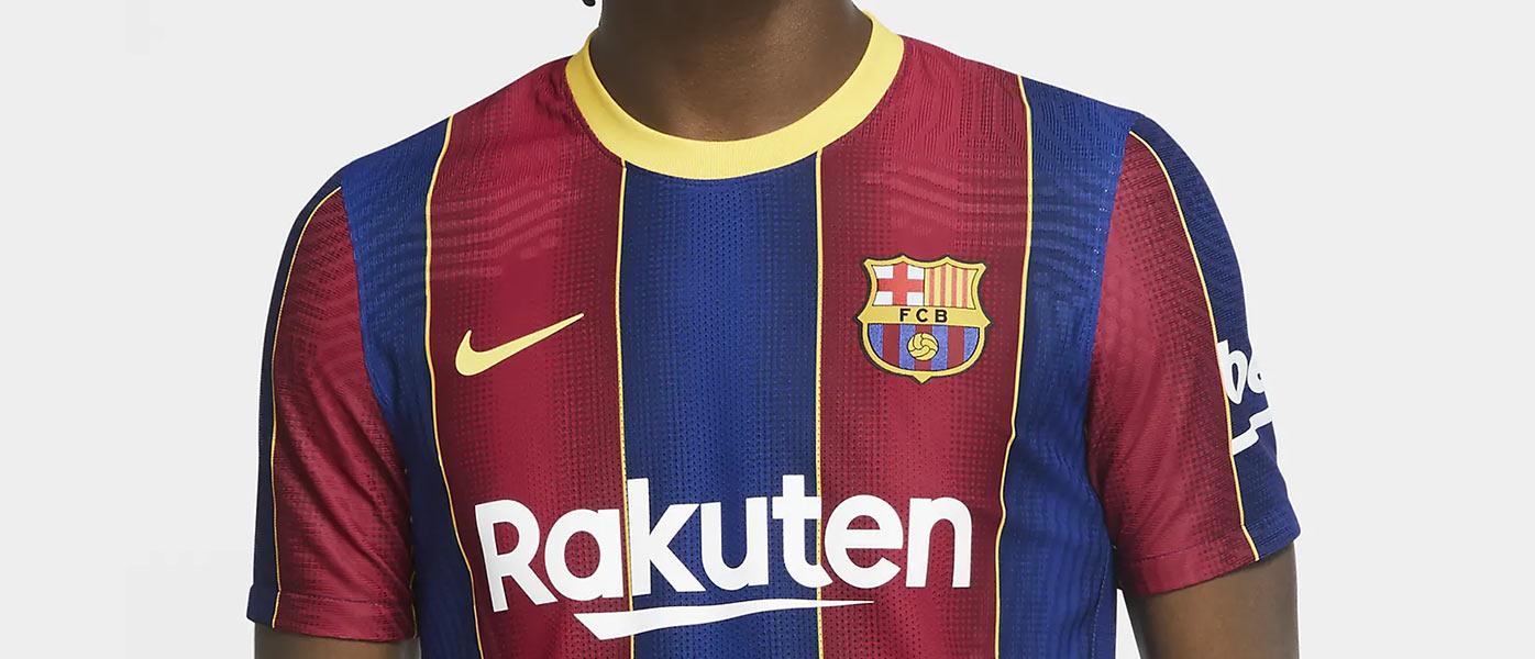 Nuova maglia Barcellona 2020-2021