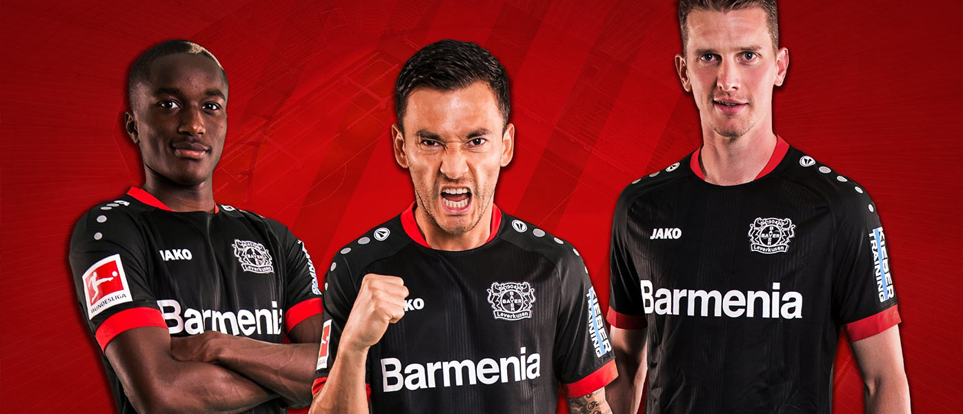 Nuova malgia Bayer Leverkusen 2020-21