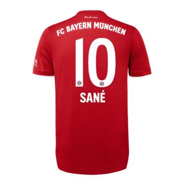 Maglia Bayern Monaco Sanè 10