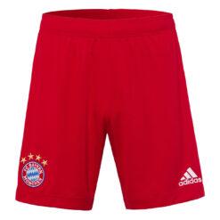 Pantaloncini Bayern Monaco rossi 2020-21